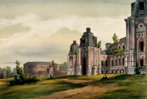 квест-путешествие за тайнами истории в парке Царицыно